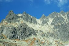 Free High Tatras Stock Photography - 2254962