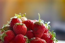 Free Strawberries Royalty Free Stock Photography - 2256157