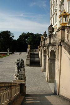 Free Nymphenburg Palace In Munich Stock Photos - 2259473