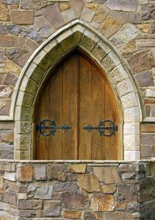 Free Castle Door Stock Images - 2259864