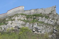 Free Besancon Fortress Wall Royalty Free Stock Images - 2259879