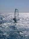 Free Windsurfing  On The Move Royalty Free Stock Photo - 22504025