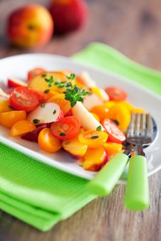 Free Salad Stock Image - 22500201