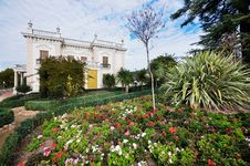 Free Quinta Alegre Palace In Granada Stock Photo - 22505840