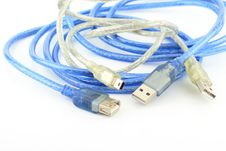 Free Various USB Cable, Ready To Use Stock Photos - 22510223