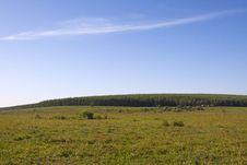Free Grassland Landscape Stock Images - 22512364