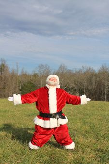 Free Ecstatic Santa Stock Photos - 22512713