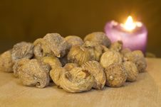 Free Dried Figs Stock Photos - 22514623
