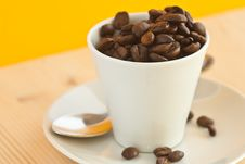 Free Cup Of Coffee Stock Image - 22516201