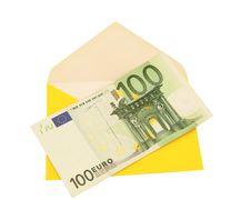 Free Yellow Envelope Stock Photos - 22518503
