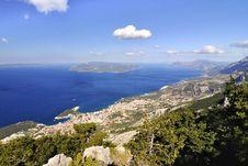 Free City Makarska Royalty Free Stock Image - 22521116