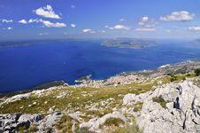 Free City Makarska Royalty Free Stock Image - 22521616