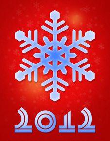 Free Snowflake Stock Photo - 22528240