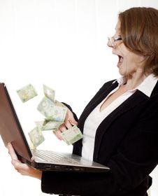 Free Businesswoman Royalty Free Stock Photo - 22529235
