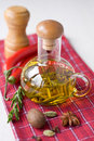 Free Olive Oil, Spices And Herbs Royalty Free Stock Images - 22531659