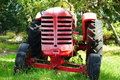 Free Old Farm Tractor Stock Photos - 22534543
