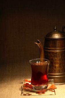 Free Turkish Tea Royalty Free Stock Photo - 22530105