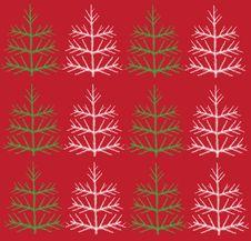 Free Christmas Trees Background Stock Image - 22533591