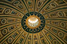 Free St. Peter Church In Vatican Stock Images - 22534254
