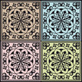 Free Abstract Modular Arabesque Decoration Royalty Free Stock Images - 22544889