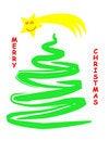 Free Merry Christmas! Stock Photo - 22549360