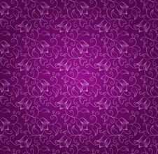 Free Seamless Floral Pattern Stock Image - 22544081