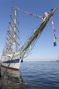 Free Sailing Ship. Stock Photography - 22544272