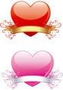 Free Valentines Hearts Stock Image - 22554881
