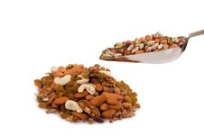 Free Mixed Dry Fruits Stock Images - 22550974