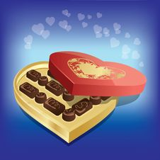Free Chocolates Sweets Stock Images - 22552164