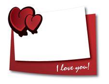 Free Valentine Card Stock Photos - 22552793