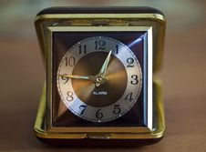 Free Ancient Clock Stock Photography - 22552862