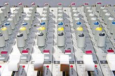 Free Mixer Controller Stock Photo - 22559660