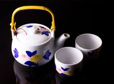 Free Teapot Stock Photography - 22565312