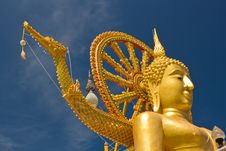 Free Big Buddha Koh Samui Royalty Free Stock Photos - 22569218