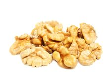 Free Walnuts Royalty Free Stock Image - 22570406