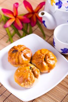 Free Famous Malaysian Food - Siew Pao Stock Image - 22573361