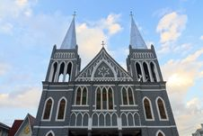 Free St. Joseph S Cathedral Royalty Free Stock Images - 22577559