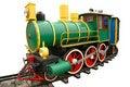 Free Children S Railway Stock Photos - 22584883