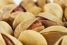 Free Pistachios. Royalty Free Stock Photo - 22580655