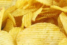 Free Potato Chips. Stock Photos - 22580683
