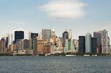 Free New York City Royalty Free Stock Photo - 22584705