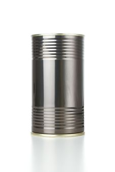 Free Metallic Can Royalty Free Stock Images - 22586419