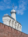 Free Russia. Novgorod The Great. Belltower Royalty Free Stock Photography - 22594567