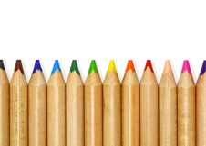 Free Colored Pencils Stock Photos - 22592063