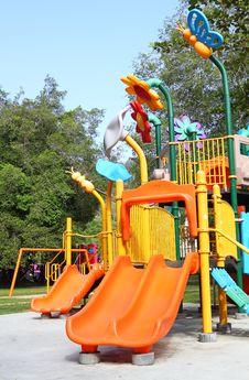 Free Playground Stock Image - 22592251
