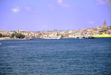 Free Bosporus Royalty Free Stock Image - 22595496