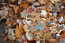Free Gingerbread Stock Photo - 22598140