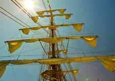 Free Sail Ship Royalty Free Stock Photos - 22599568