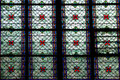Free Medieval Stained Glass Window Royalty Free Stock Image - 2264726